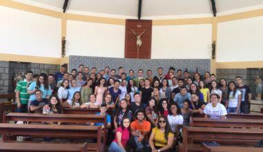 Setor Juventude da Diocese de Quixadá (CE) realiza Escola de Formação