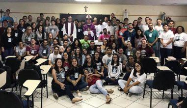 Encontro de Líderes mobiliza a juventude da Arquidiocese de Florianópolis