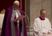 """""""24 horas para o Senhor"""": Homilia do Papa na Celebração da Penitencial"""