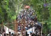 Arquidiocese de Juiz de Fora (MG) promove Via-Sacra Jovem