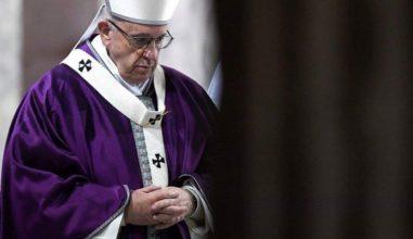Papa Francisco envia mensagem à Igreja no Brasil sobre a CF 2019
