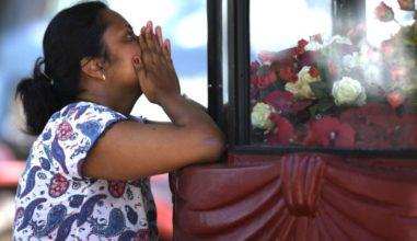 """""""Oração e solidariedade ao povo do Sri Lanka"""""""