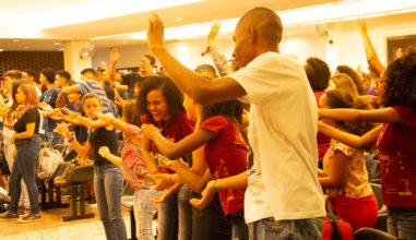 CONECTA: Jovens participam de Encontro Nacional de Grupos Paroquiais