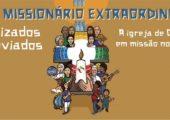 Mês Missionário Extraordinário tem arte oficial