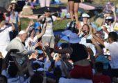 Papa aos jovens: tornar a nossa Casa comum mais bonita e habitável