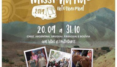 Projeto Espalhando Esperança recebe inscrições para a Escola Missionária