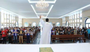 Juventude de Araçatuba (SP) promove encontro de formação