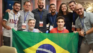 Brasileiros falam de suas experiências no Fórum Internacional dos Jovens