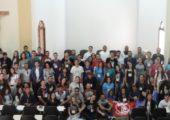 Encontro Diocesano reúne Coordenadores de Grupos de Jovens na Diocese de Guaxupé