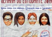 Pastorais da Juventude lançam cartaz e subsídio da Semana do Estudante 2019
