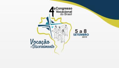 Expressões juvenis do Brasil são convidadas para o 4º Congresso Vocacional Nacional