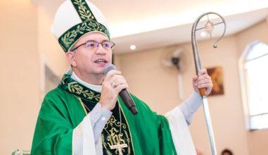 Dom Amilton é nomeado membro da Congregação para os Institutos de Vida Consagrada