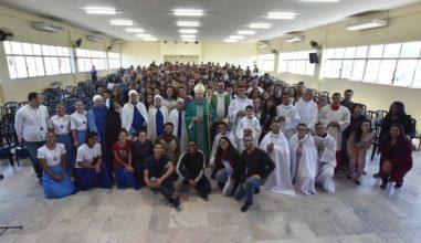 """""""Christus Vivit"""" é tema de formação do Setor Juventude no Rio de Janeiro"""