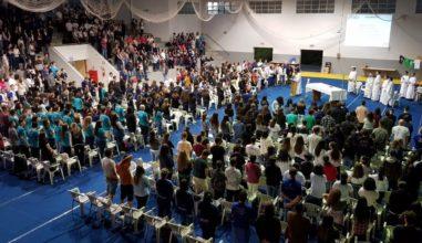 TchêJ reúne mais de 750 jovens católicos em Caxias do Sul