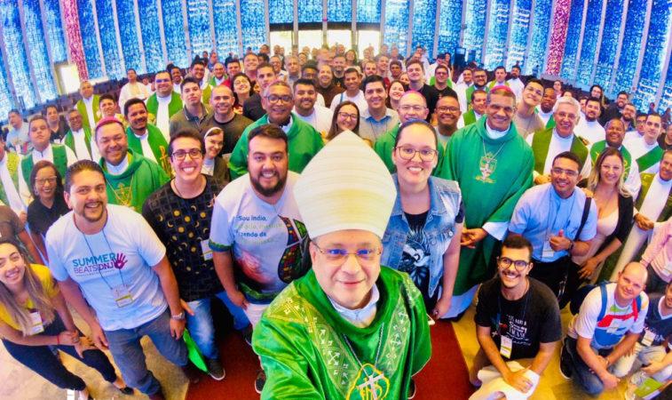 Aconteceu em Brasília o XV Encontro Nacional de Responsáveis Diocesanos de Juventude