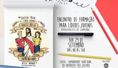 Arquidiocese de Campinas (SP) promove formação para lideranças juvenis