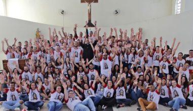 Missão Jovem anima Diocese de Araçatuba (SP)