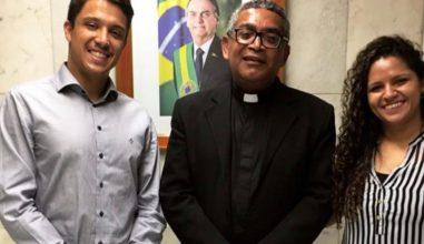 Comissão visita Secretaria Nacional de Juventude em Brasília