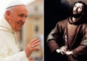"Papa Francisco sobre o santo de Assis: jovem que ""ousou sonhar alto"""