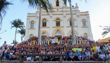 Missão Jovem Diocesana anima Quebrangulo (AL)