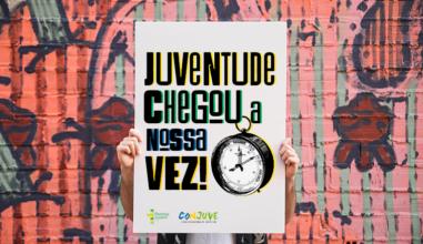 Juventude Chegou a Nossa Vez: Conjuve lança edital para seleção do Conselho