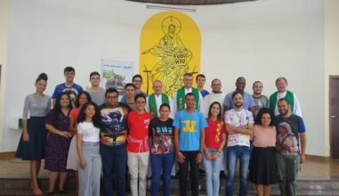 Pastoral Juvenil do Regional Oeste II discute a realidade dos jovens