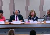 PJ participa de audiência pública no Senado sobre violência contra a mulher
