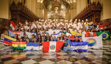 Mensagem final do XX Encontro Latino-Americano da Pastoral Juvenil