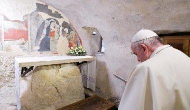 Admirável sinal: Carta Apostólica do Papa sobre o presépio