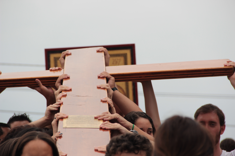 Imagens da Peregrinação no Brasil- JMJ 2013