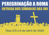 JMJ 2022: Jovens de Portugal peregrinam a Roma para receber os símbolos da Jornada Mundial da Juventude