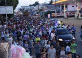 Setor Juventude da Arquidiocese de Santarém realiza IX Romaria da Juventude