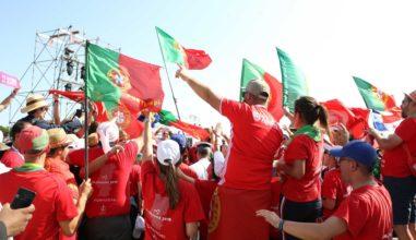 JMJ 2022: Comitê Organizador Local aponta os preparativos um ano depois do anúncio de Lisboa