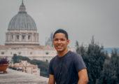 """""""Tudo começou com um Sim"""": Confira o testemunho de Nelson Javier, jovem responsavel pela comunicação digital na JMJ 2019!"""