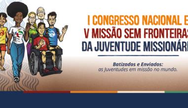 Juventude Missionária reúne jovens de todo o Brasil no Distrito Federal
