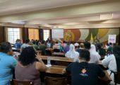 Dom Nelson ministra conferência para alunos dos Cursos de Pós-graduação da CEPJ