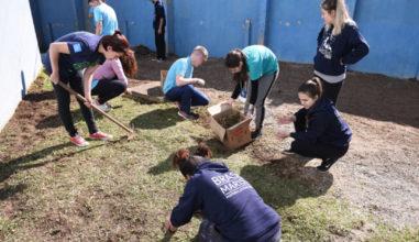 Jovens participam de Missão Solidária Marista