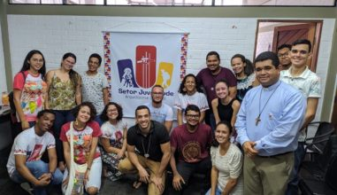 Setor Juventude da Arquidiocese de Natal/RN realiza assembleia