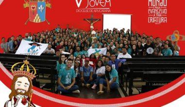 Diocese de Apucarana/PR realiza 5ª edição da Missão Jovem