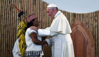 """Por uma Igreja com rosto amazônico"""