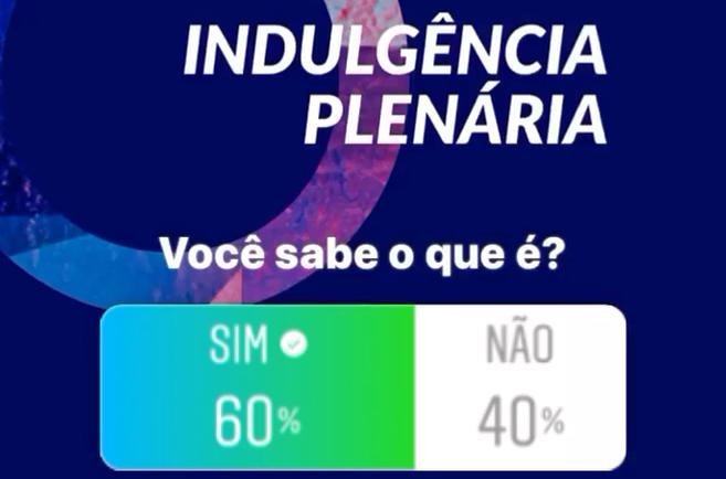 O que é Indulgência Plenária e a Bênção Urbi et Orbi?
