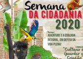Pastorais da Juventude (PJs) lançam cartaz e nova metodologia da Semana da Cidadania 2020