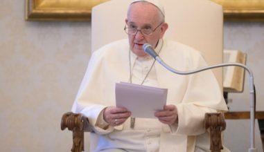 Papa fala sobre o Evangelho da Criação no Dia Mundial da Terra