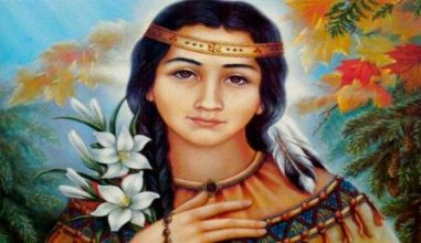 Santa Catarina Tekakwitha: jovem índia que amou Cristo