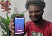 Jovem estudante de Engenharia da Computação cria jogo de perguntas e respostas sobre o coronavírus