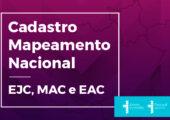 Unificar para celebrar: Está aberto o cadastro nacional de mapeamento dos serviços EAC, MAC e EJC!
