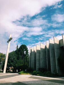 Paróquia Universitária Jesus Mestre