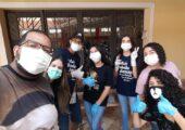 Pastoral Juvenil Samaritana: jovens vicentinos promovem ações de enfrentamento à Covid-19