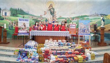 """Virada Solidária"" mobiliza a juventude da Diocese de Itapeva/SP"