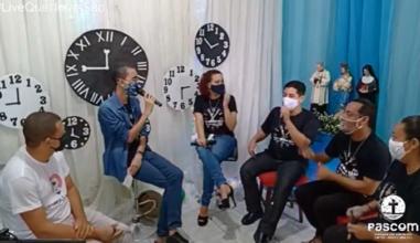 Juventude Salesiana promove live pelos dez anos da Paróquia São João Bosco de Abreu e Lima/PE